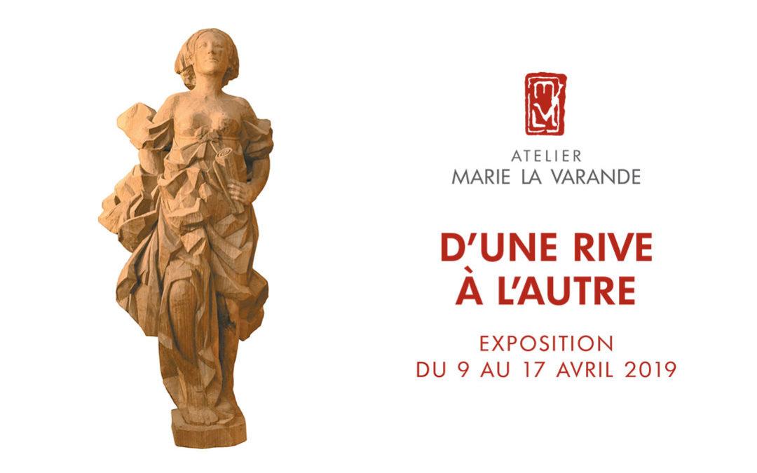 Expositions ATELIER MARIE LA VARANDE