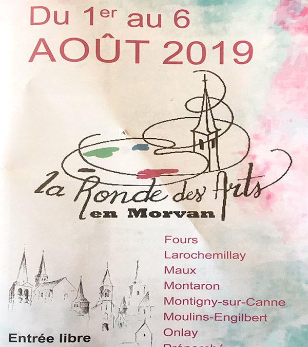 Prix de la ronde des arts 2019 Bourgogne